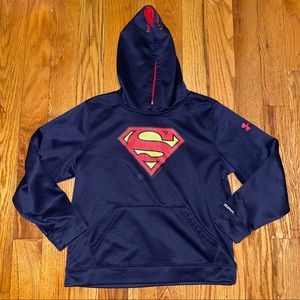 Under Armour Cold Gear Superman Hoodie